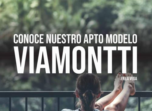Conoce nuestro Apartamento modelo Viamontti