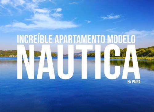 Increíble apartamento modelo Náutica